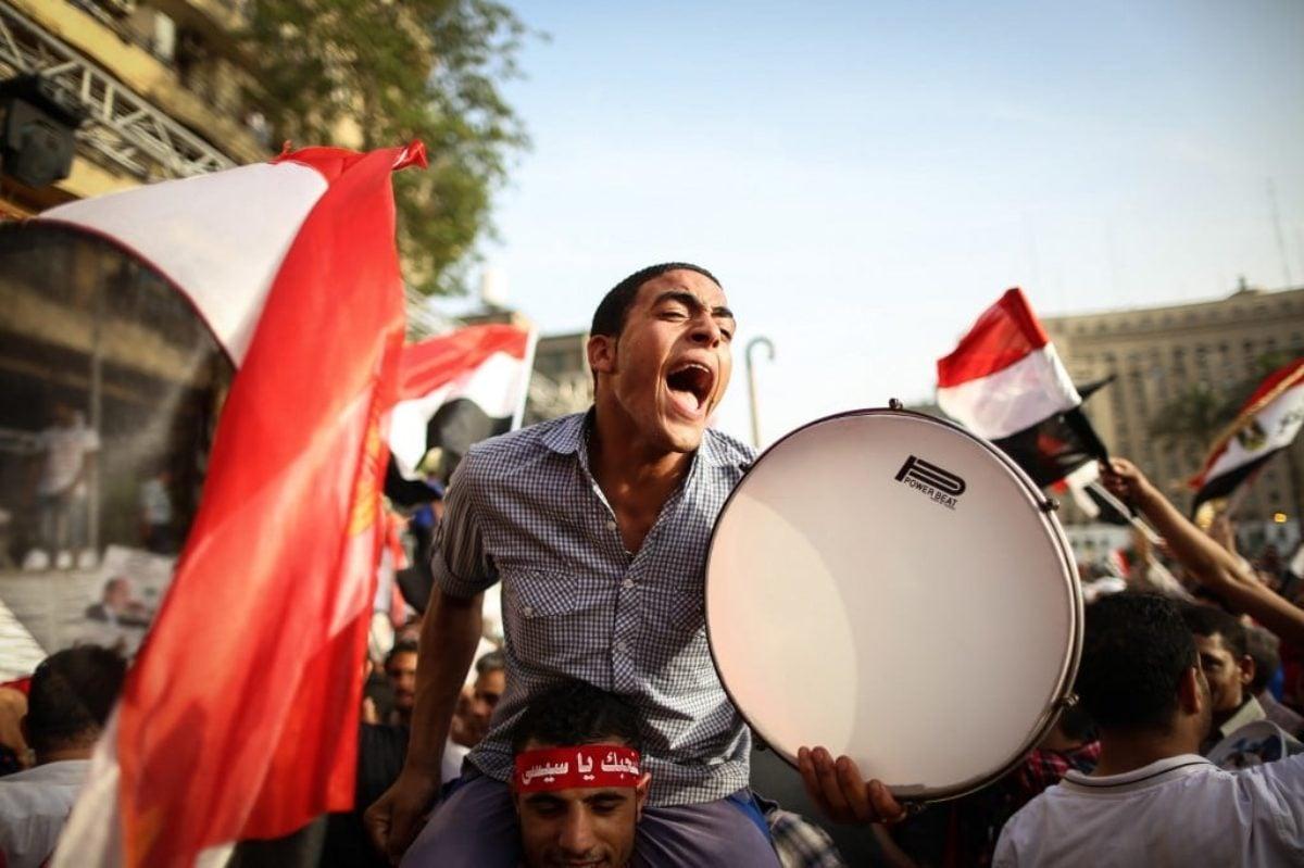 L'Egitto in piazza contro al-Sisi