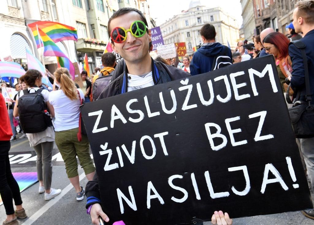 gay pride sarajevo