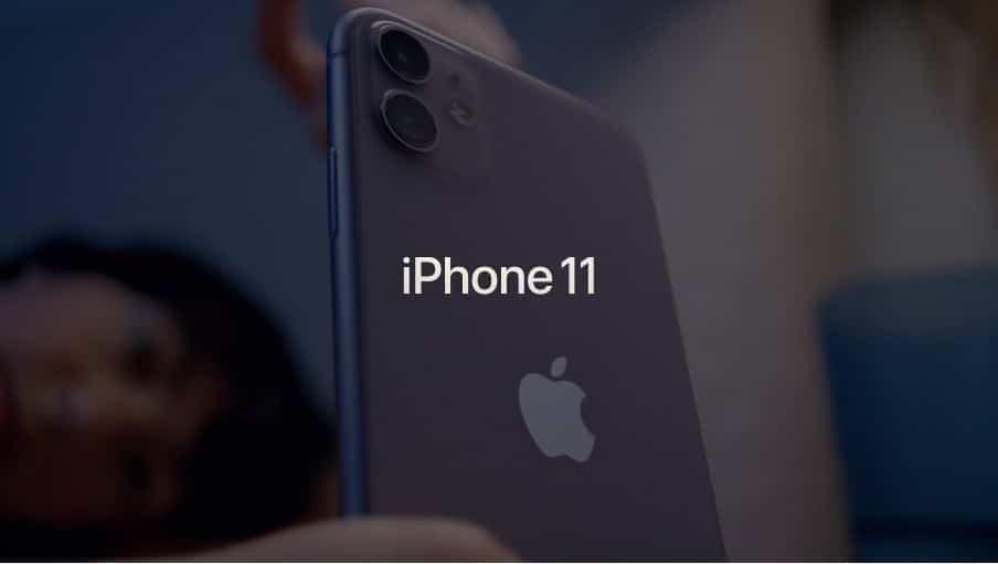 iphone 11 blue