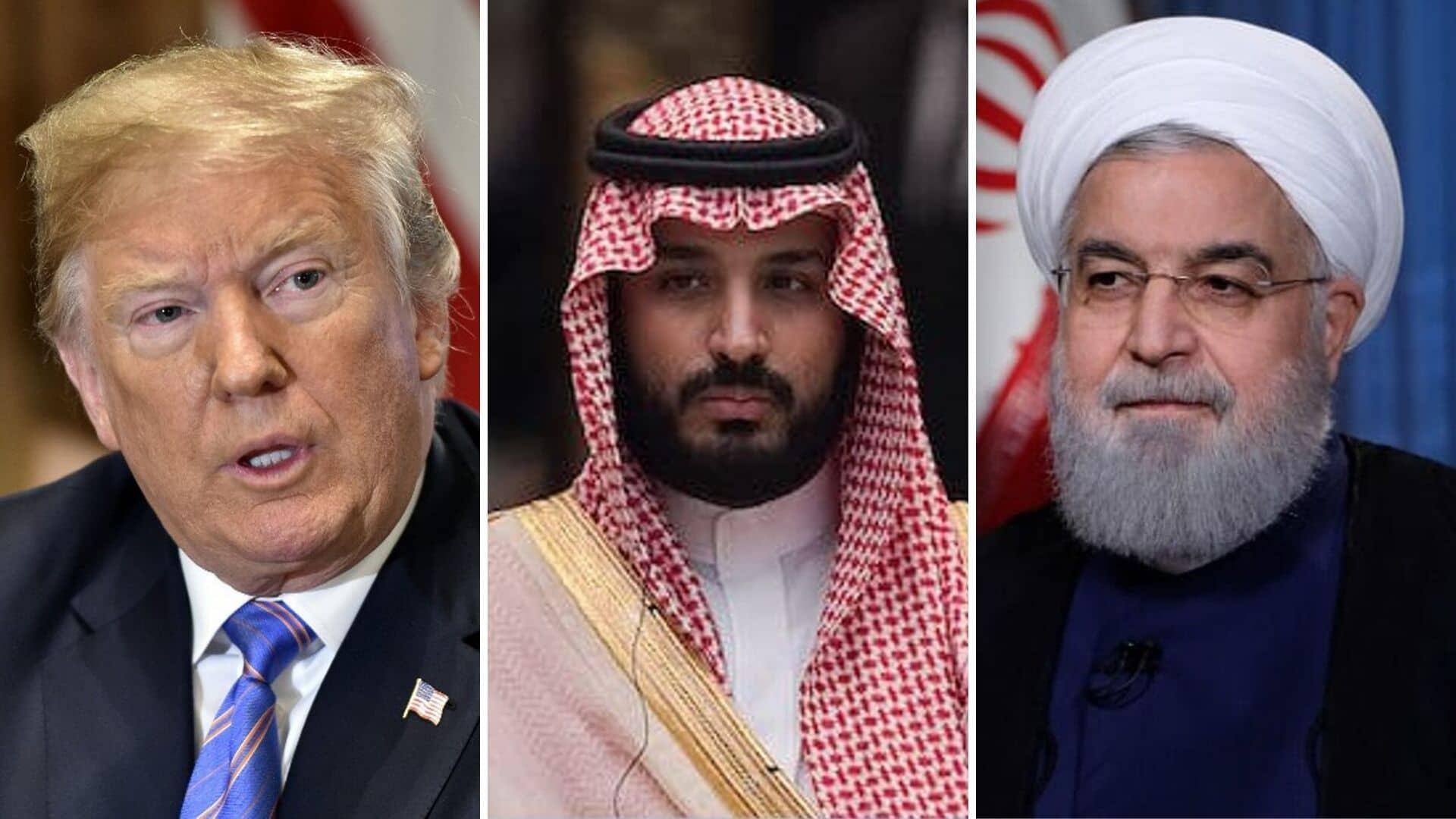 Risultati immagini per immagine della guerra in arabia saudita per il petrolio