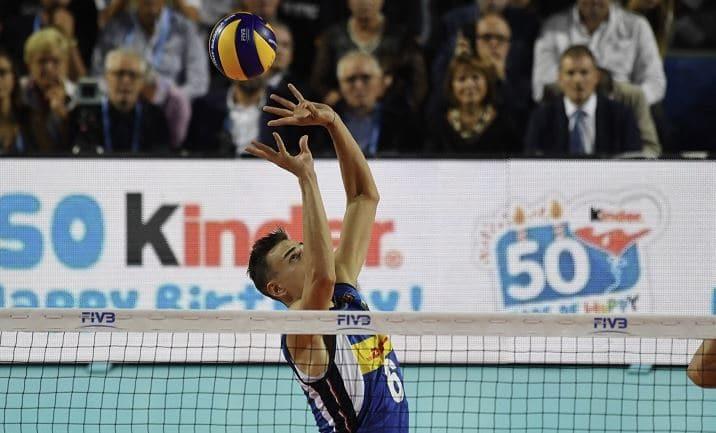 italia francia europei volley 2019