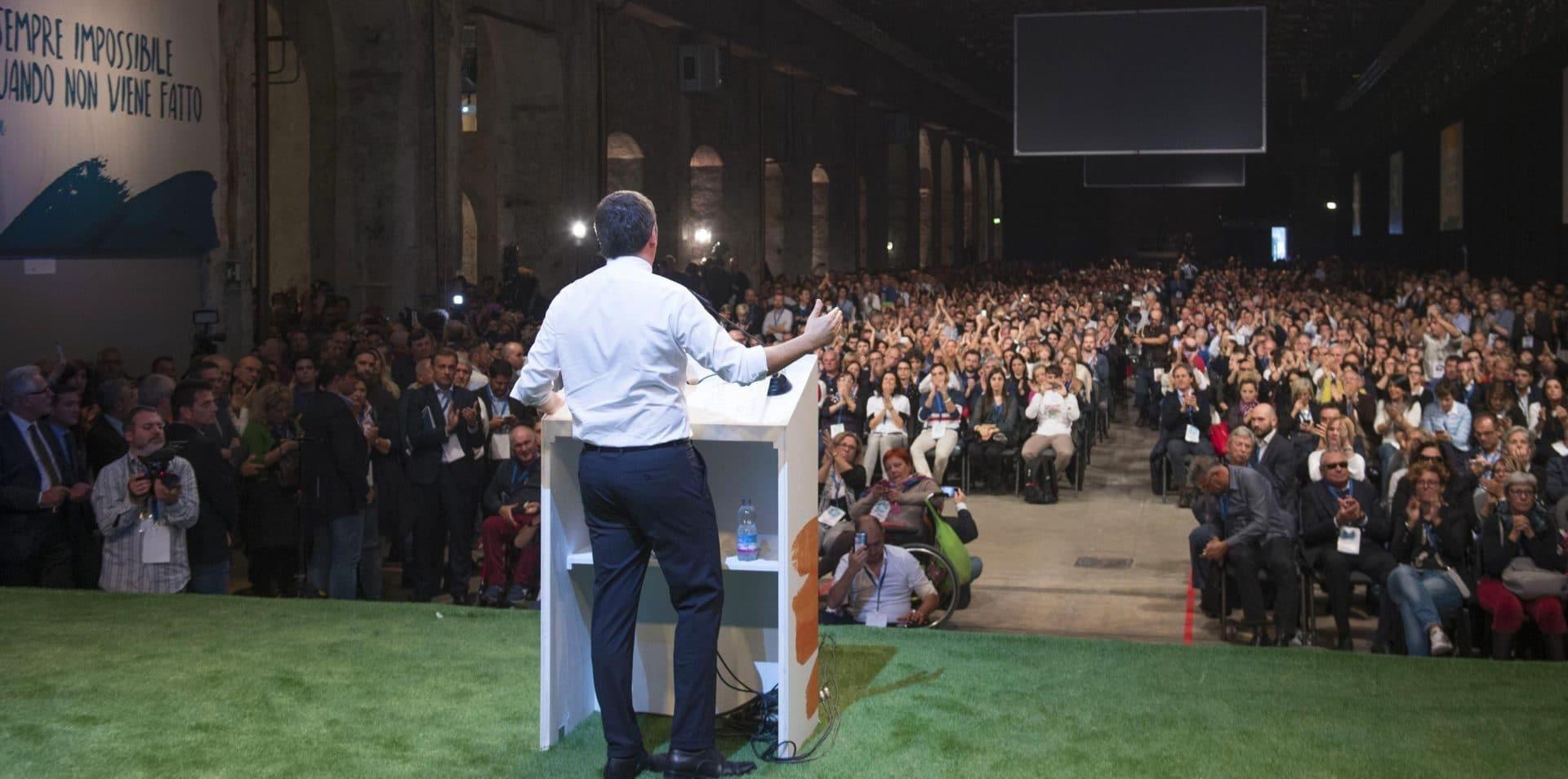Leopolda 2019, Renzi si prepara al lancio del suo nuovo partito