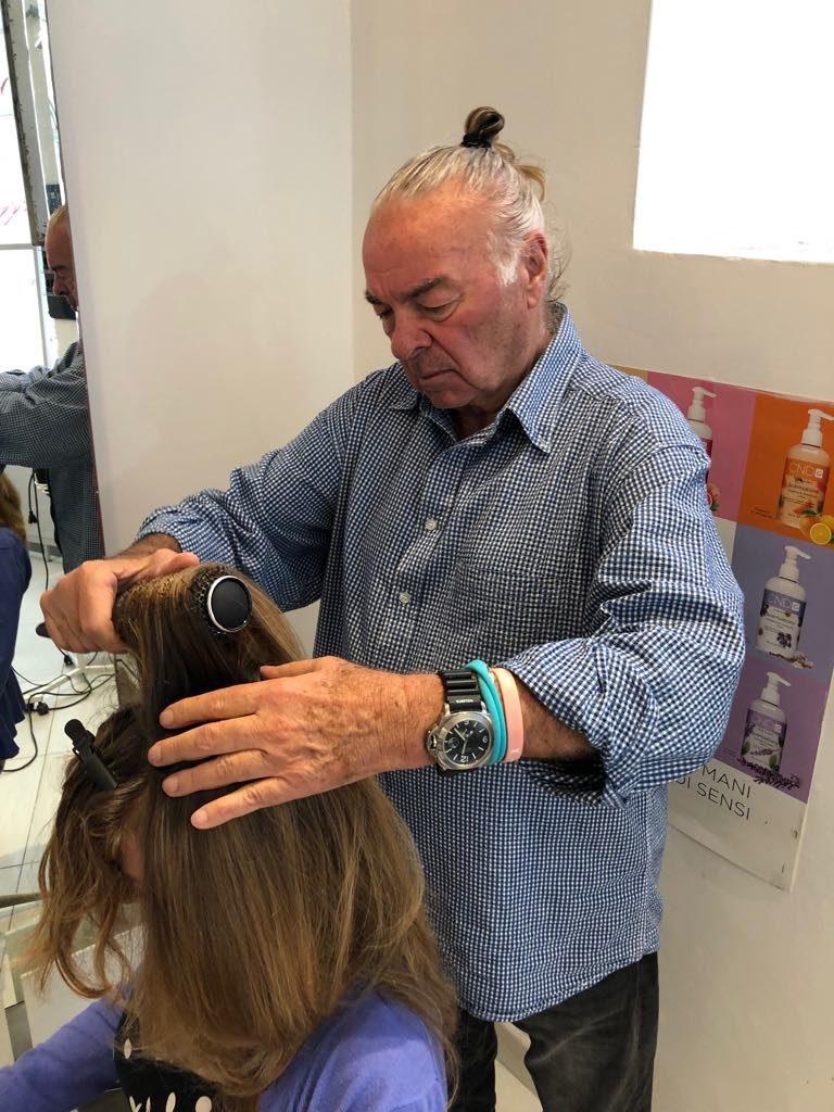 liborio parrucchiere roma