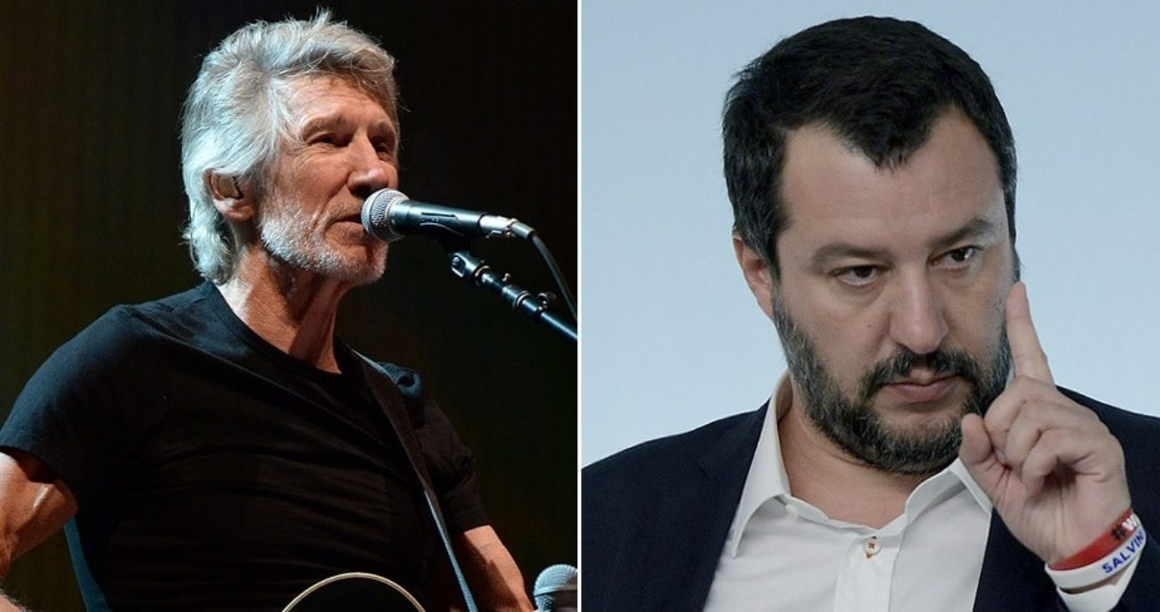 Roger Waters, restiamo umani