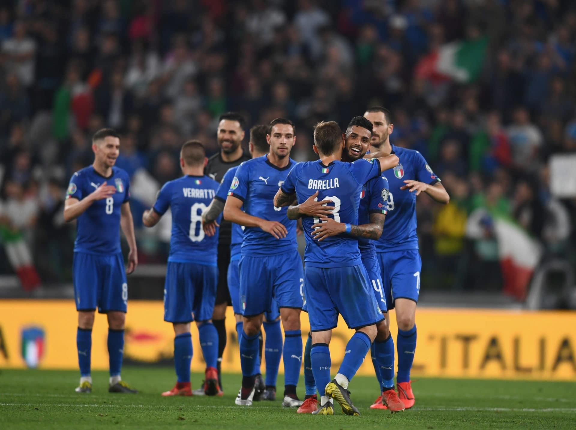 Italia Grecia probabili formazioni