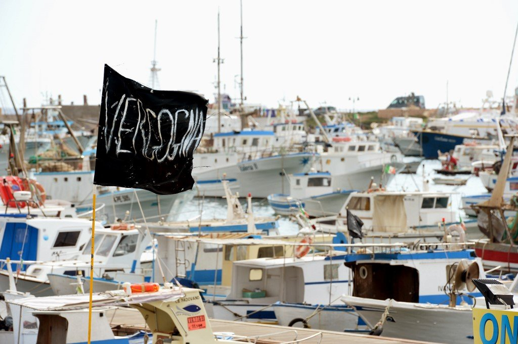 Lampedusa 3 ottobre 2013