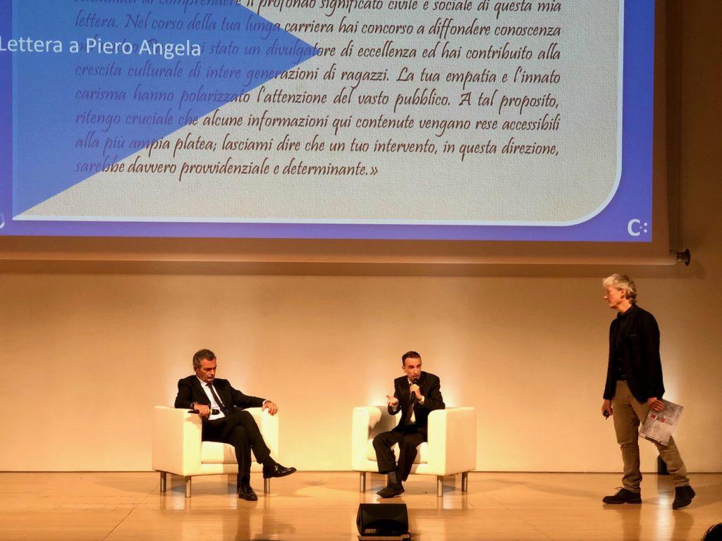 Luca Attias all'evento TIM Operazione Risorgimento Digitale