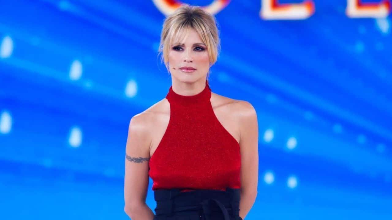 Michelle Hunziker malata a poche ore dalla finale di 'Amici Celebrities'