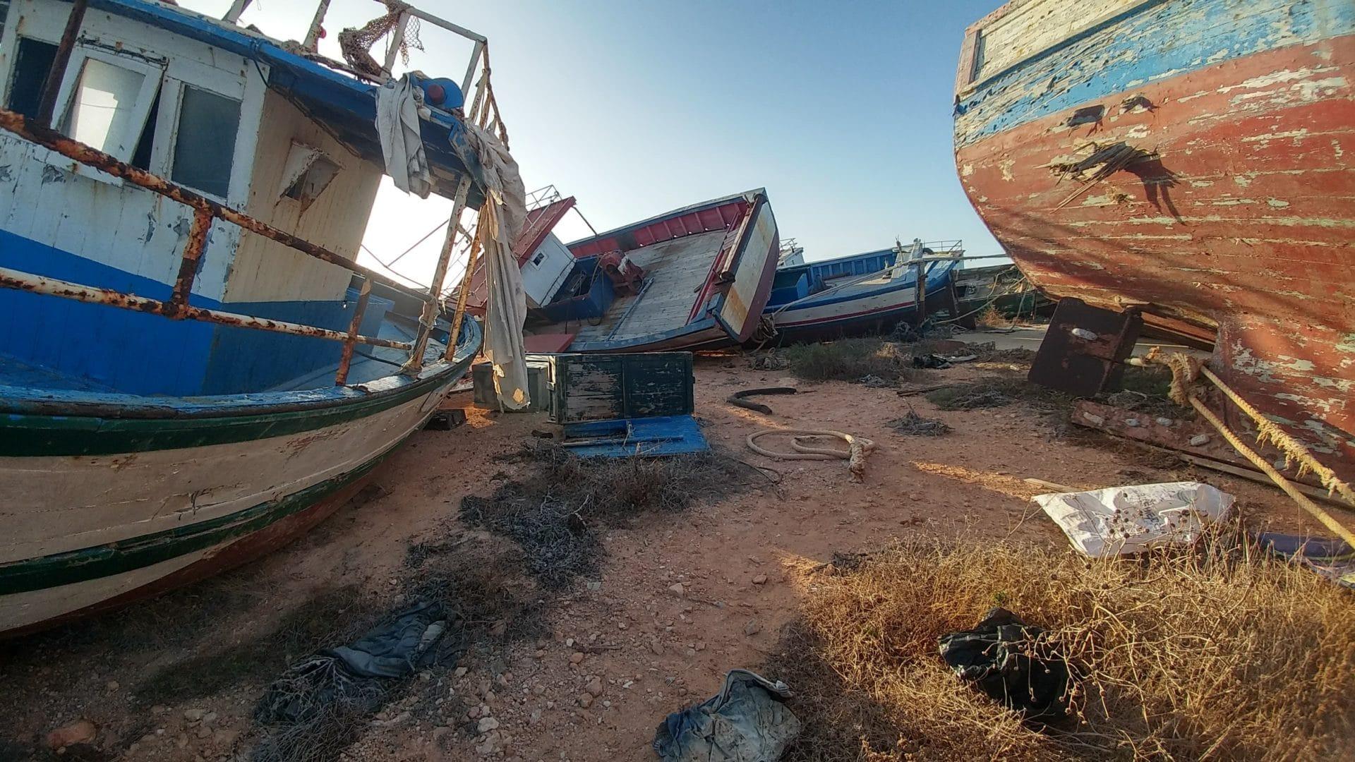 migranti naufragio lampedusa