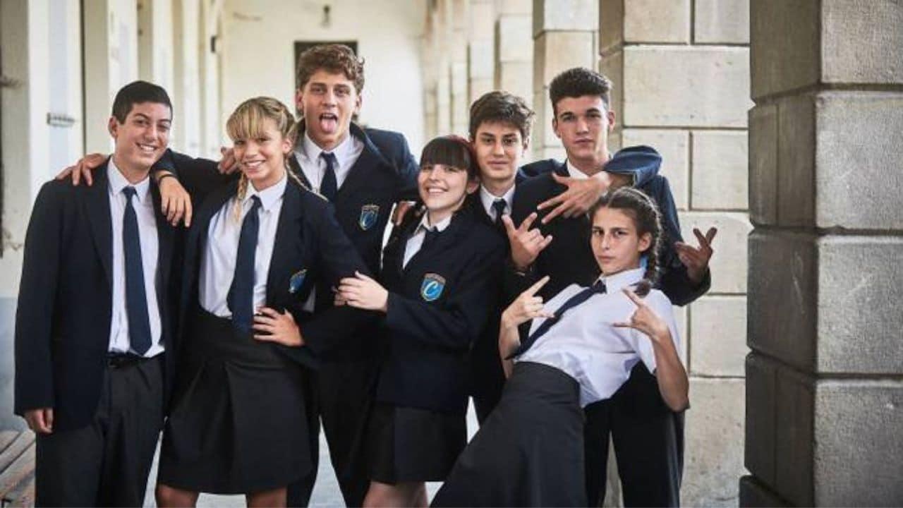 il collegio 4 alunni