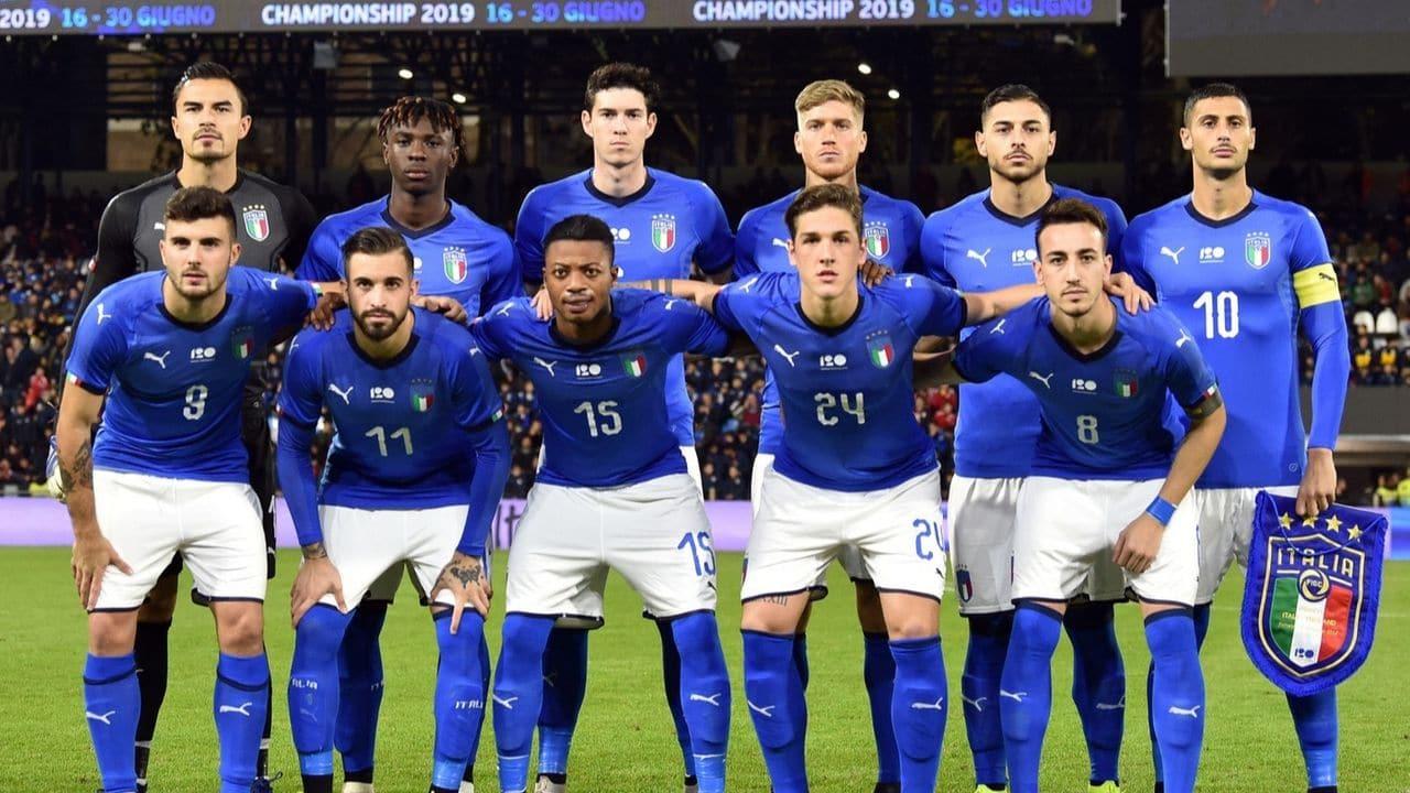 irlanda italia under 21 tv