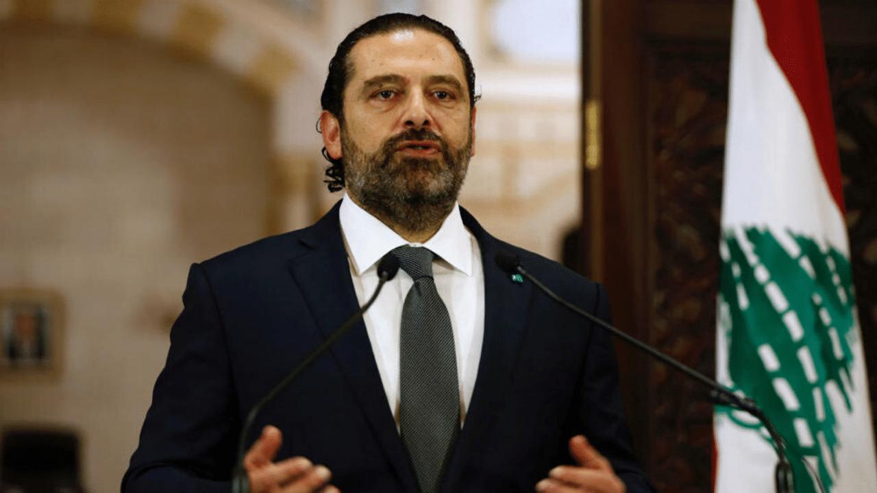 Libano, il premier Hariri annuncia le sue dimissioni in diretta tv