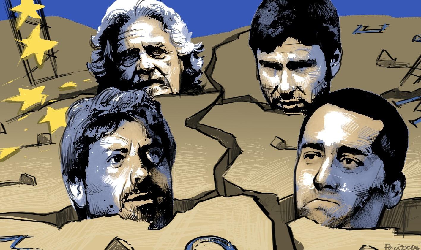 La notte in cui è morto il M5S | Elezioni Umbria 2019