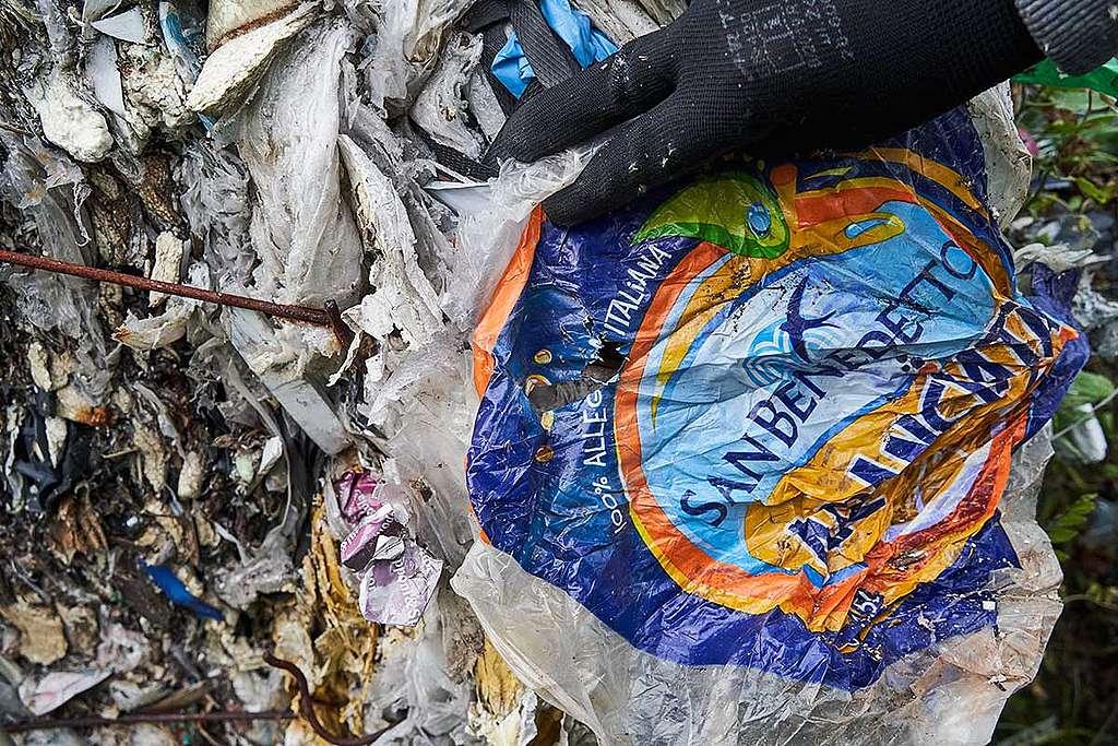 rifiuti italiani in polonia