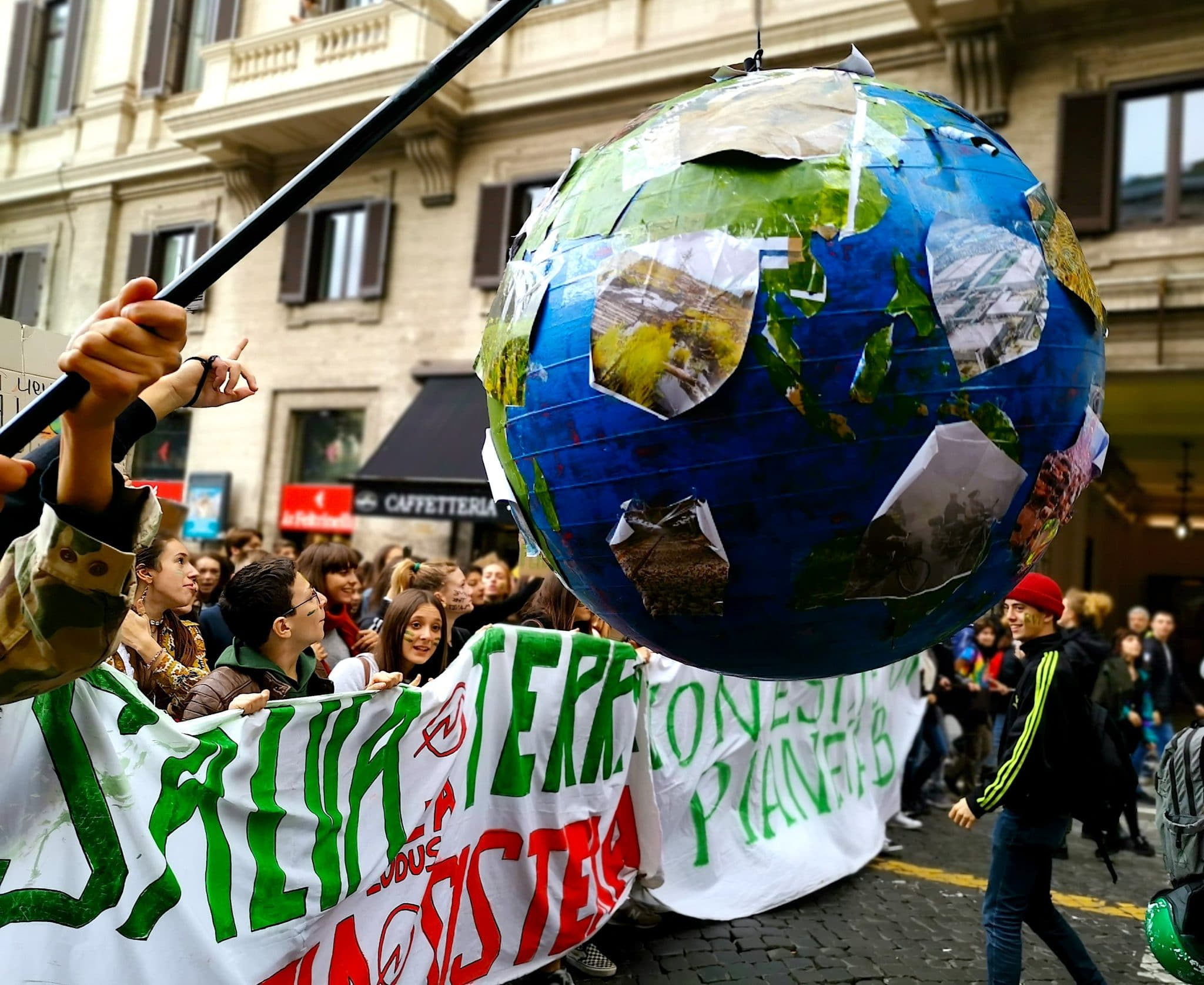 sciopero clima