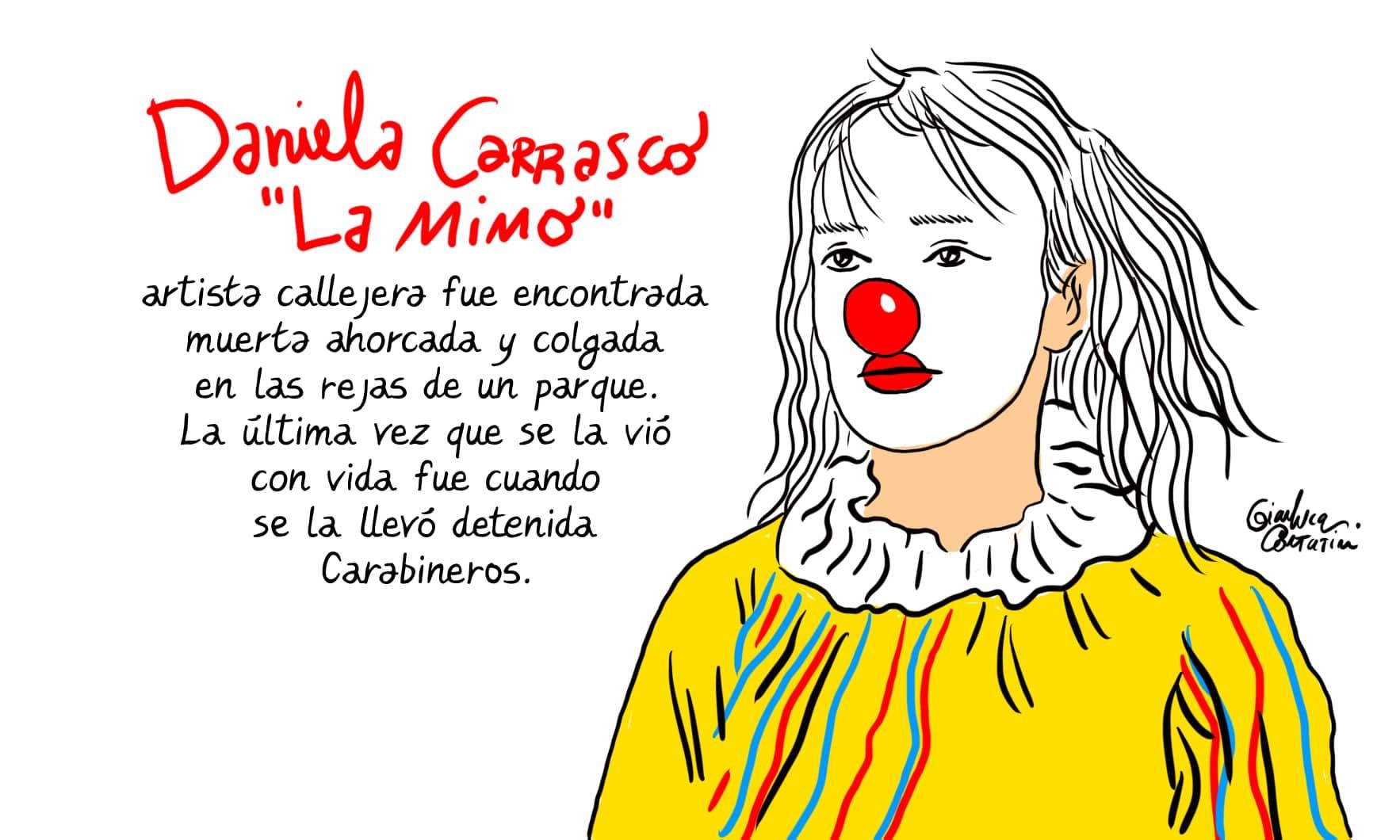 Cile, è ancora avvolta nel mistero la morte di Daniela Carrasco