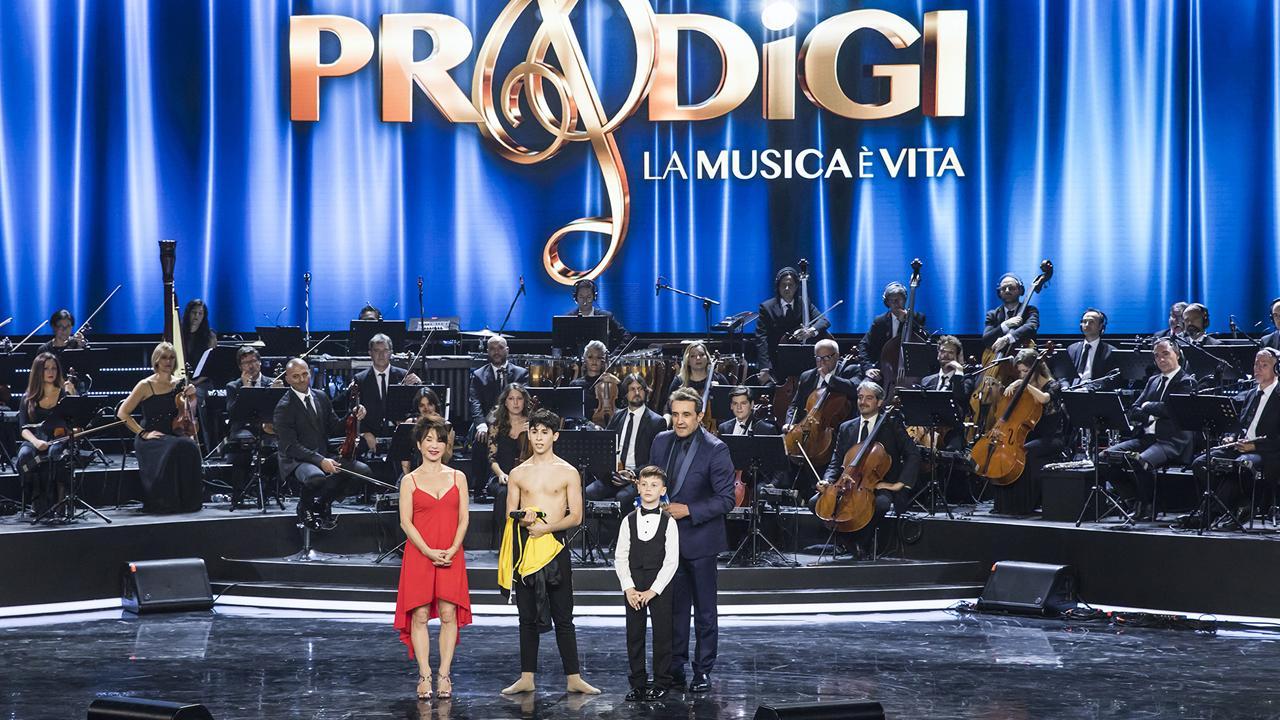 Risultati immagini per Prodigi- La musica è vita 2019