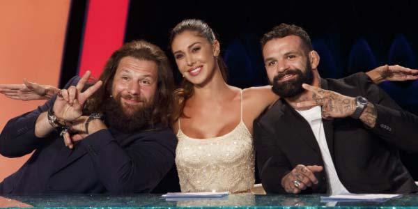 Tu si que vales: quinta puntata 2019 giudici, Belen e Sabrina Ferilli