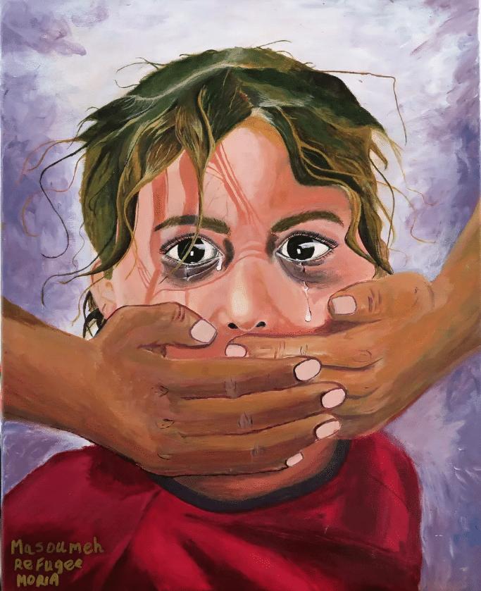 dipinti migranti