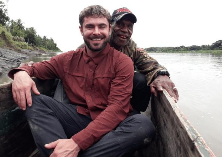 Paura per Zac Efron: contrae una grave infezione mentre girava reality