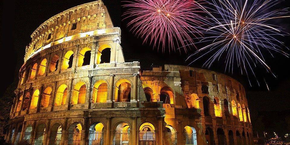 capodanno 2020 roma