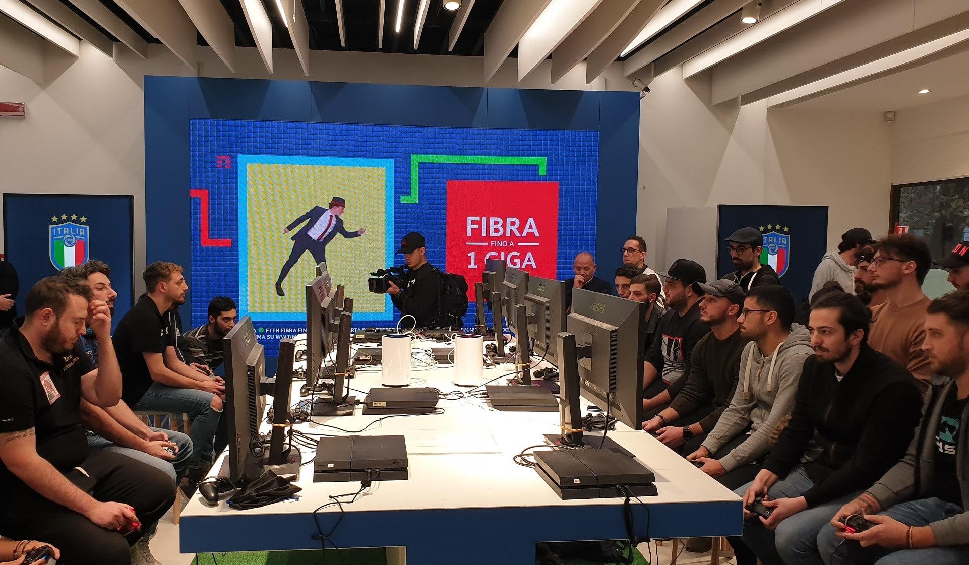 europei esports selezione roma