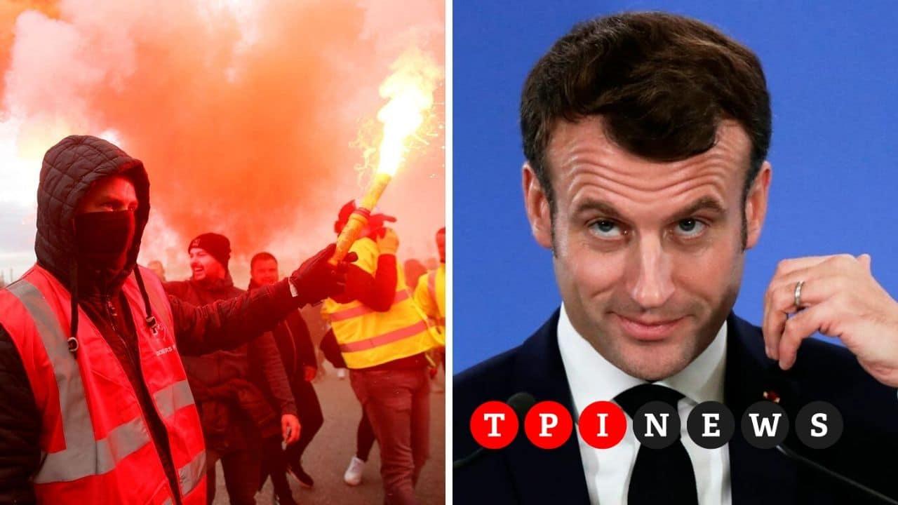 Francia, cosa prevede la riforma delle pensioni di Macron