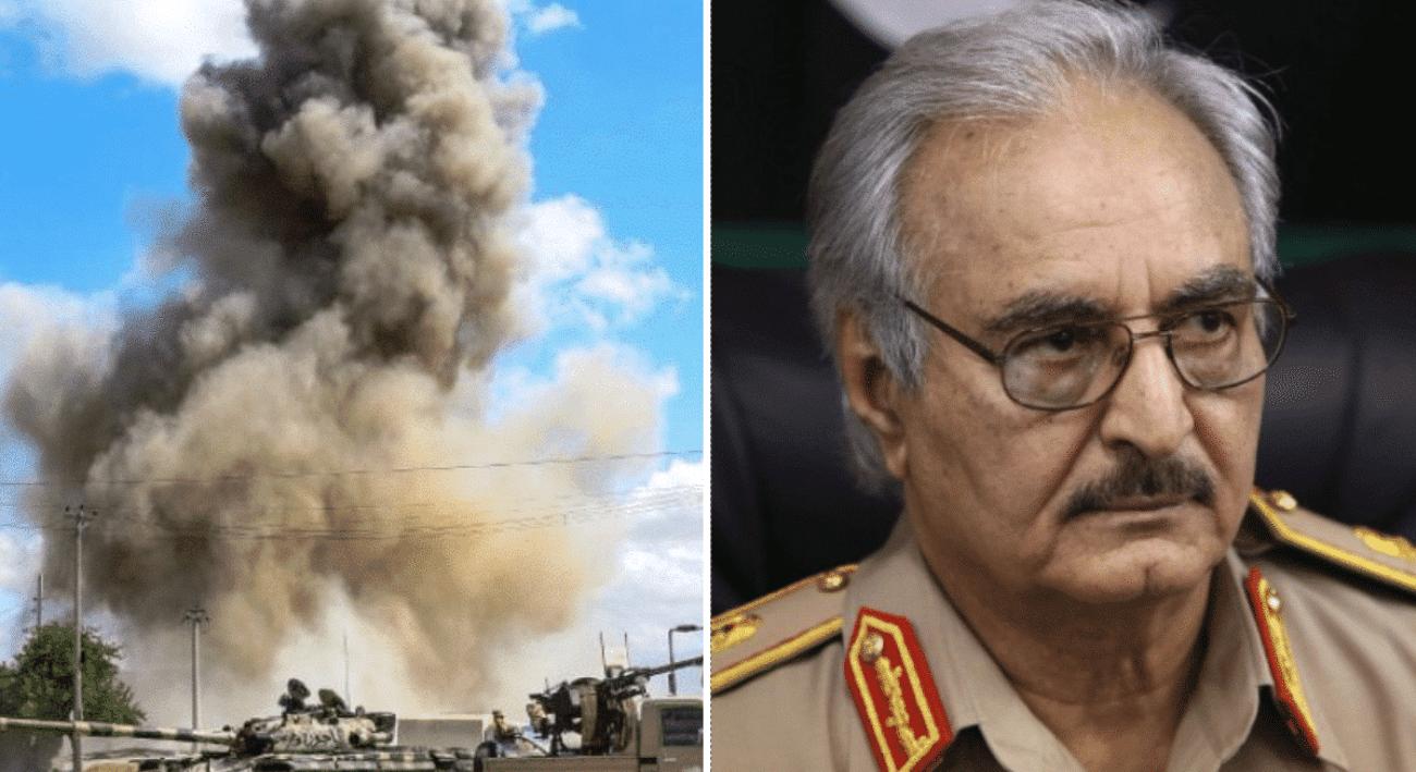 Giuseppe Conte e Luigi Di Maio esclusi dal vertice sulla Libia