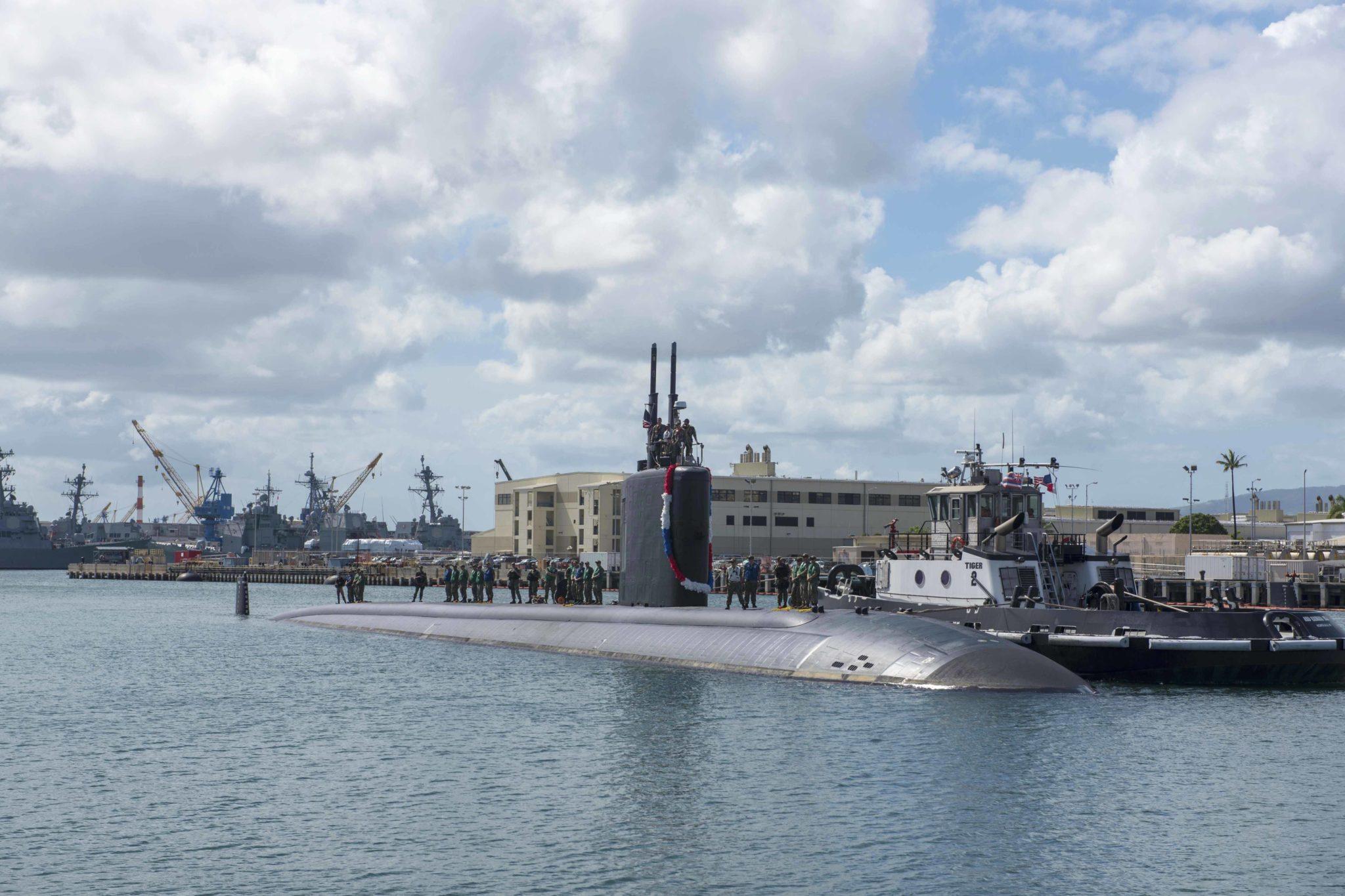 Usa, militare spara a Pearl Harbor e poi si suicida