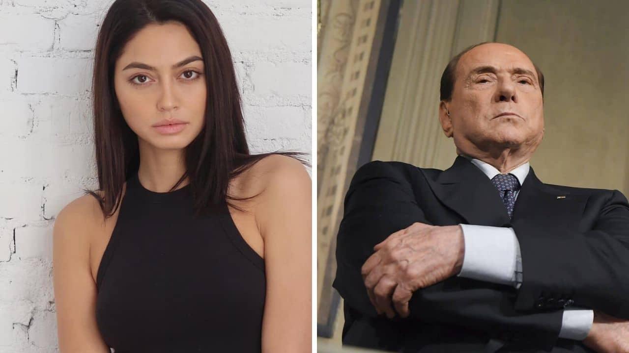 Berlusconi baciava le ragazze sul seno, le toccava sempre