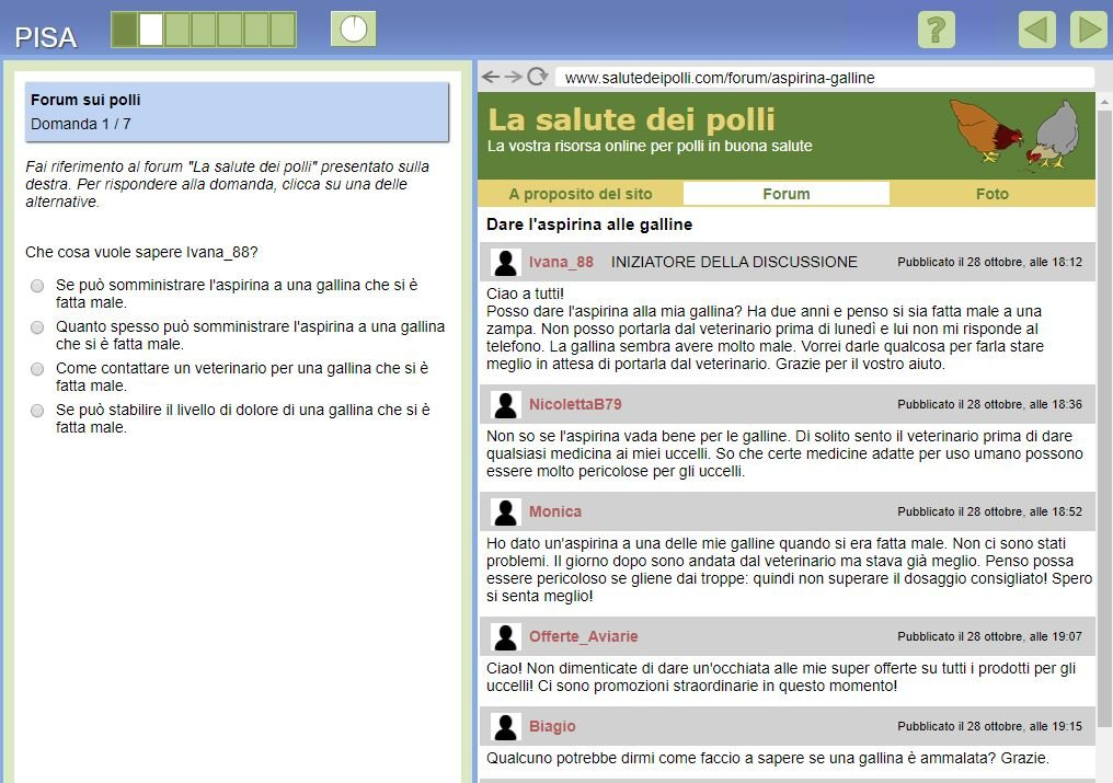 Nella lettura studenti italiani meno capaci dei coetanei stranieri