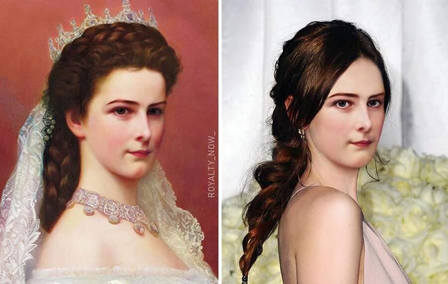 Elisabetta imperatrice d'Austria