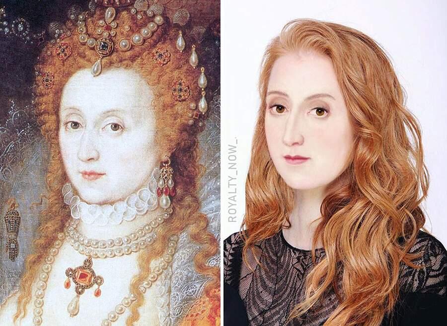 Regina Elisabetta I
