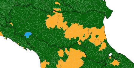 Chi vincerà in Emilia Romagna? Ecco tutti i possibili scenar