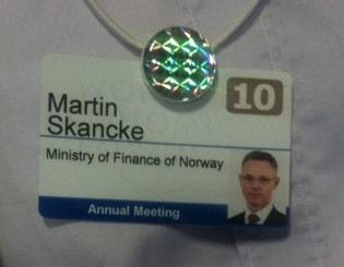 Davos, i partecipanti del World Economic Forum sono classificati in una lista (segreta) in livelli da 1 a 7 ...