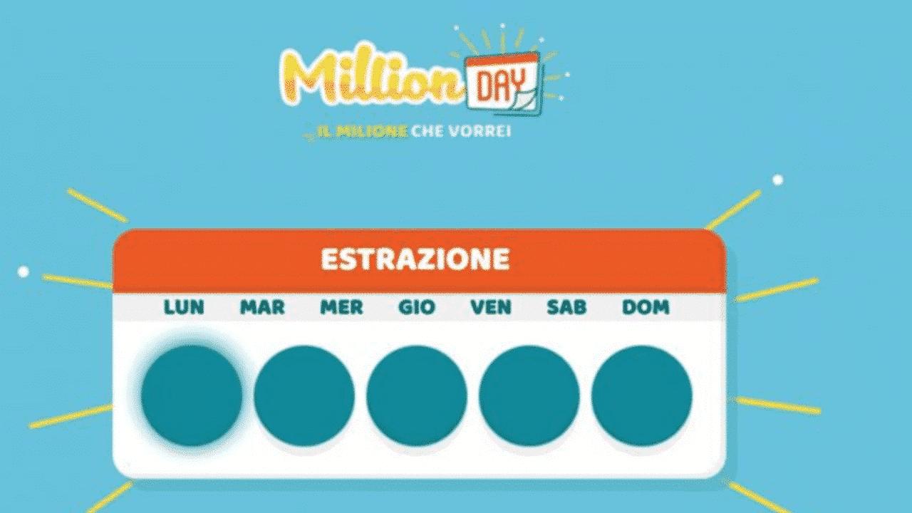 Estrazione Million Day di oggi, 16 gennaio 2020: i numeri vincenti di ...