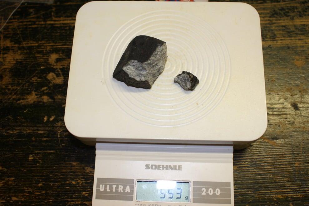 meteorite capodanno