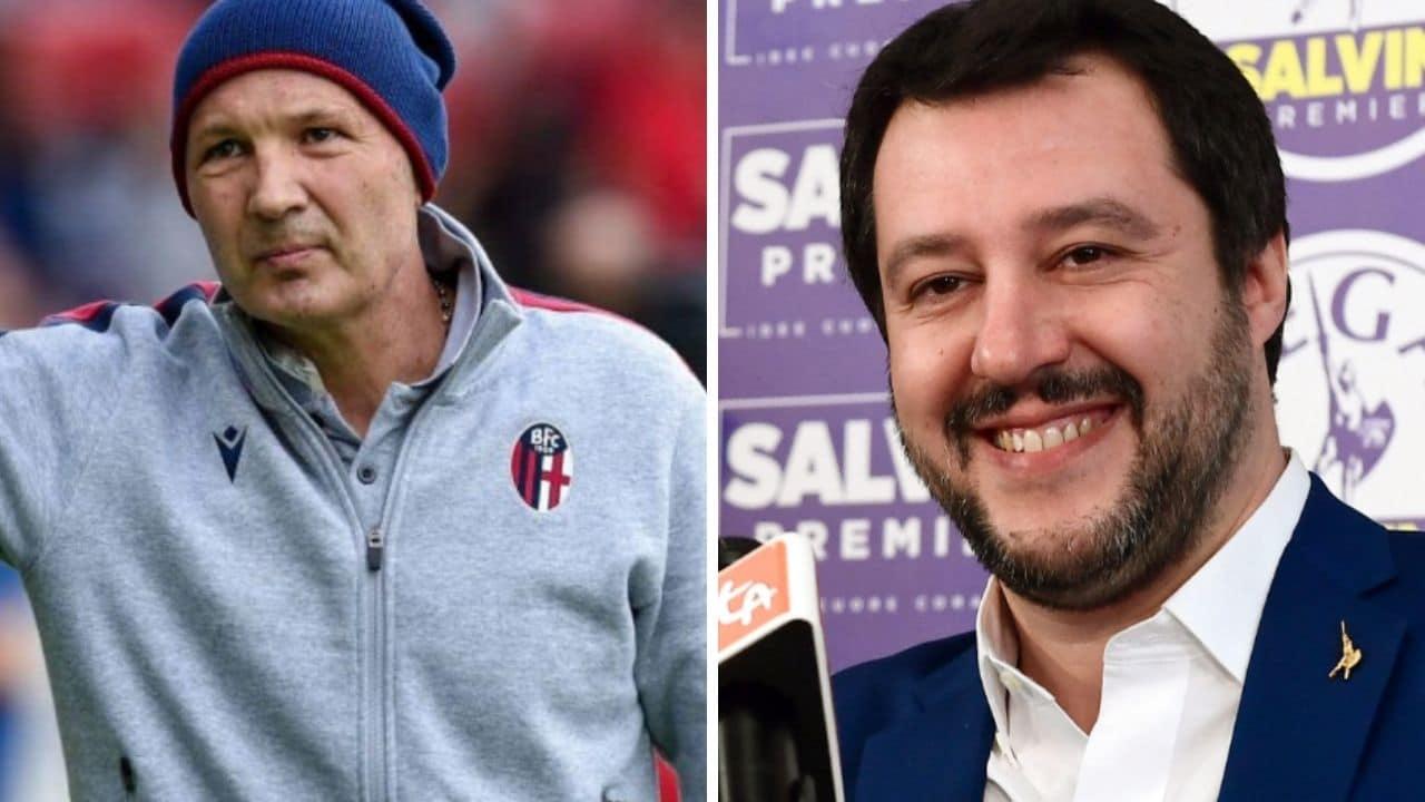 Regionali, Mihajlovic: 'Io tifo per Matteo Salvini' - Politica