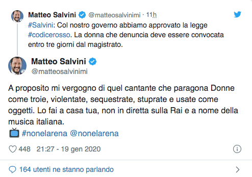 salvini junior cally