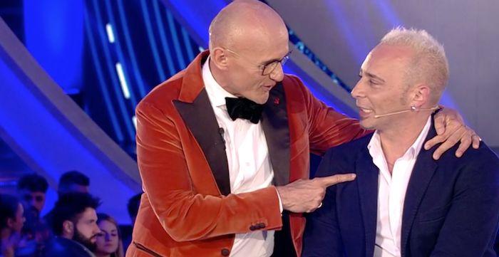 Grande Fratello Vip, Salvo attacca Alfonso Signorini e chiam