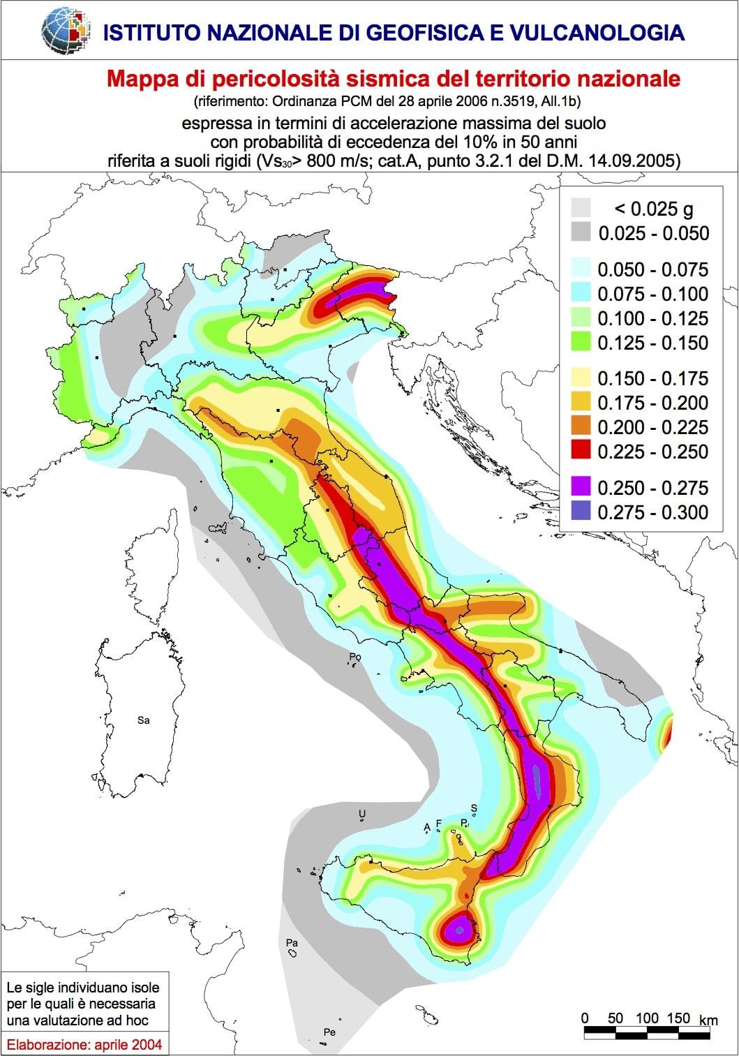 Terremoto oggi in Italia 20 gennaio 2020: scossa in provinci