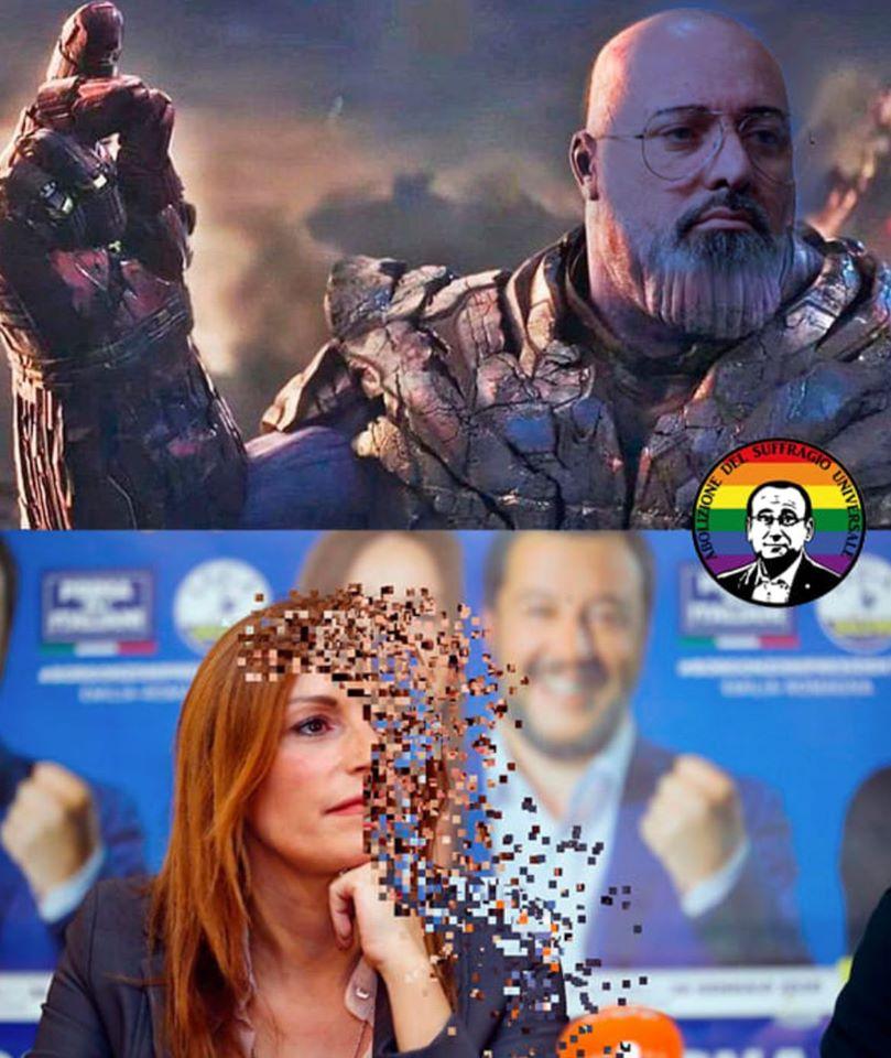 elezioni emilia meme