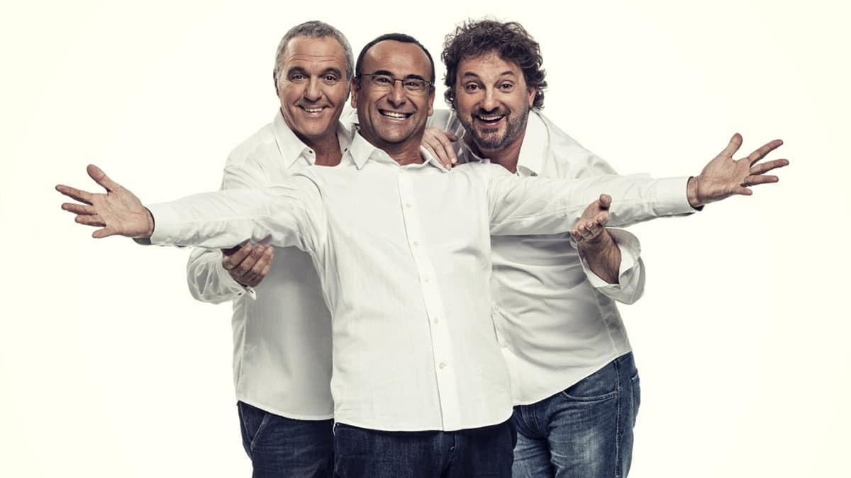 Panariello Conti Pieraccioni Show streaming