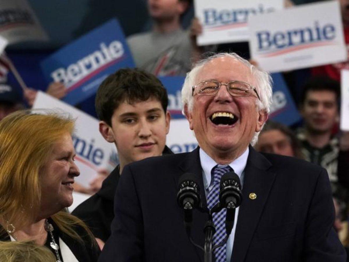 Sanders stravince in Nevada: