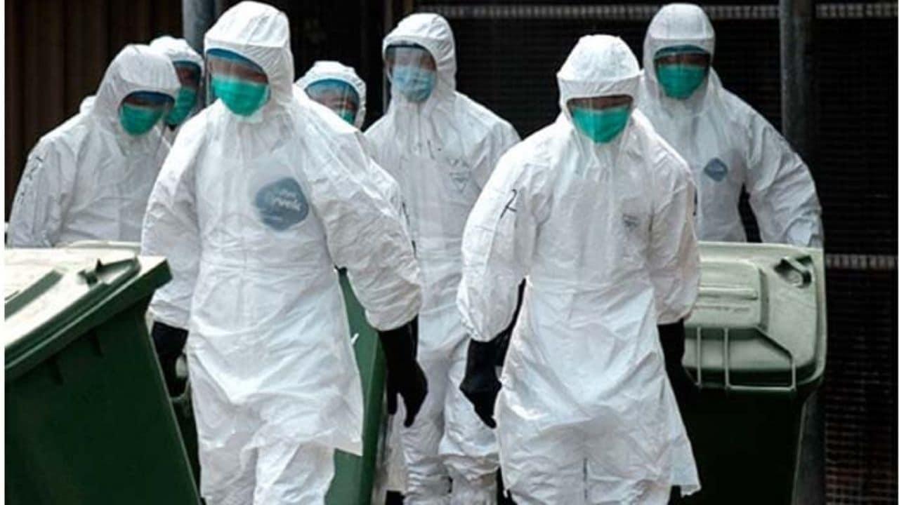 Coronavirus: impennata di contagi e decessi