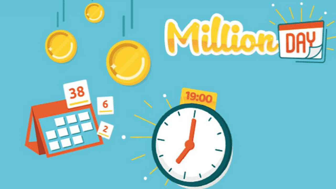 Estrazione Million Day di oggi, 24 febbraio 2020: i numeri v