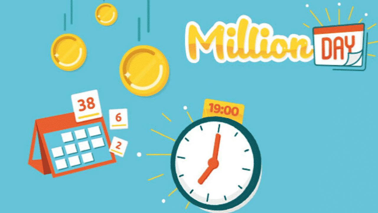 Estrazione Million Day di oggi, 27 febbraio 2020: i numeri v