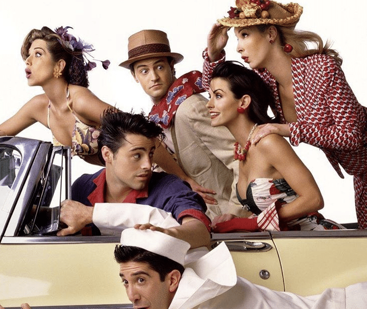 Friends, la reunion è ufficiale: arriva l'episodio speciale