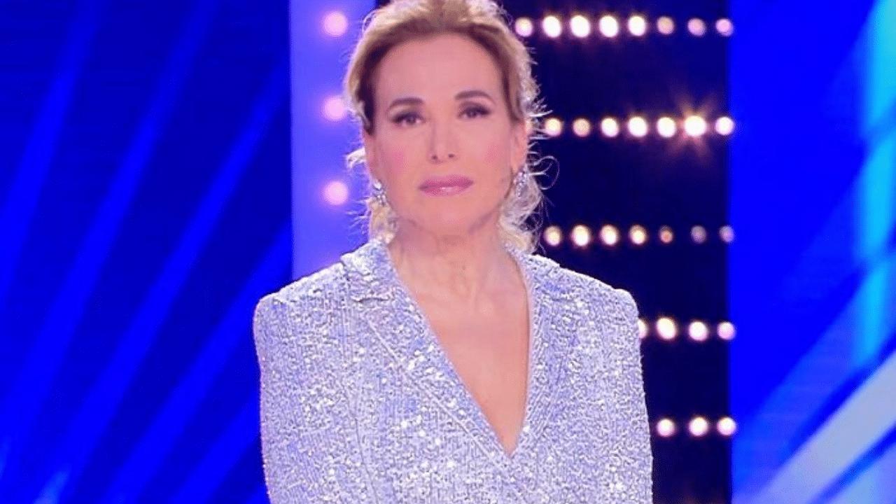 Barbara d'Urso si infuria con il fidanzato di Antonella Elia