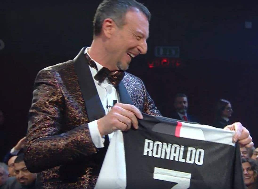 ronaldo sanremo